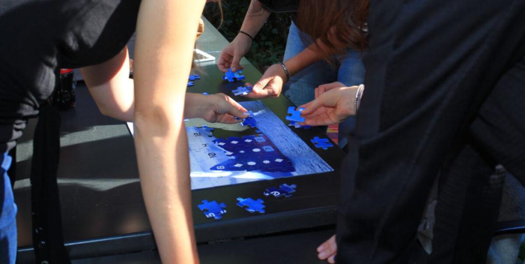 Teamevent The Mission Puzzle